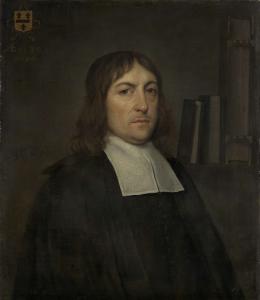 バーレンド・ハックヴォールト(1652-1735)の肖像