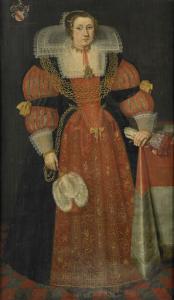 ソフィア・デ・ヴェルヴォーの肖像