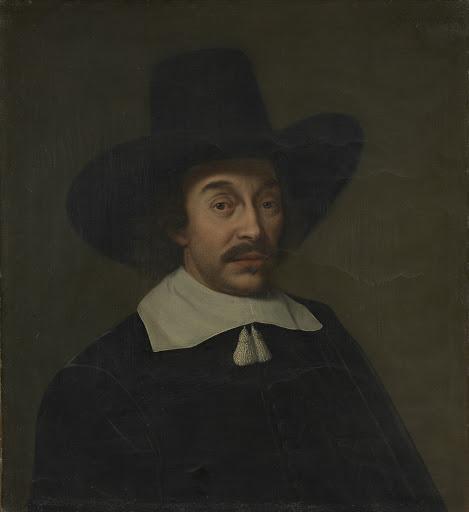 ヤン・デ・ホーヘ(1608-1682)