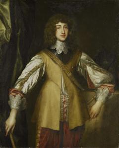 ルパート皇太子(1619-1682)、ライン川のパラティン伯