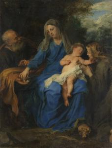マグダラのマリアと聖なる家族