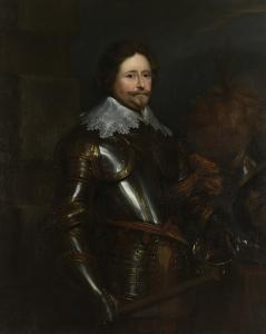 オラニエ公、フレデリック・ヘンドリック(1584-1647)