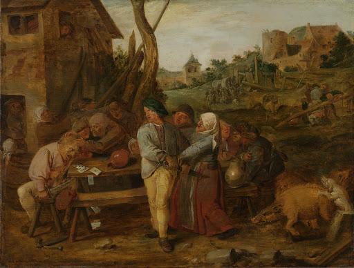 農民の喧嘩