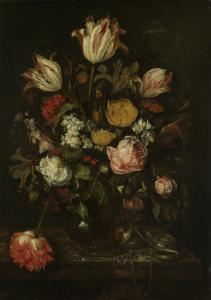 花の静物画