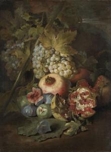 果物の静物画