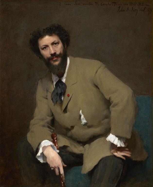 カロリュス=デュランの肖像