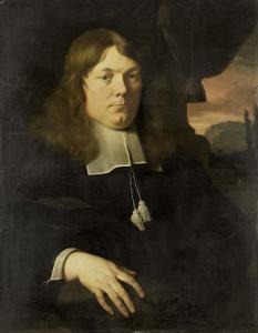 男の肖像画