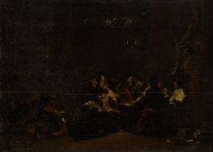 寺院でエレミヤを襲うパシュフル