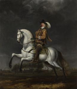 ヨハン・ヴォルフェルト・ファン・ブレデローデの肖像
