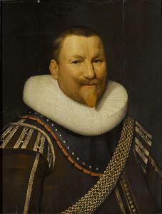 ピート・ピーテルスゾーン・ハインの肖像