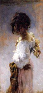 ロジーナ・フェラーラの肖像