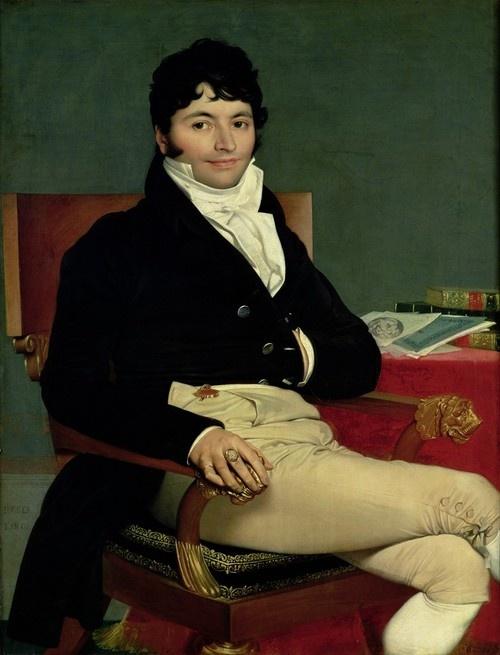 フィルベール・リヴィエール氏の肖像