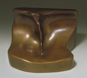 Female Fig Leaf 1950, cast 1961 Marcel Duchamp 1887-1968 Purchased with assistance from the National Lottery through the Heritage Lottery Fund 1997 http://www.tate.org.uk/art/work/T07279