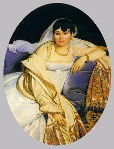 リヴィエール夫人の肖像