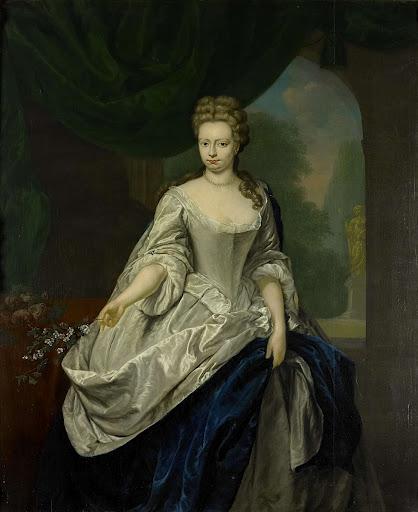 ルイーズ・クリスティーナ・トリップの肖像