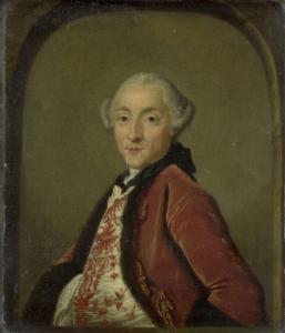 アムステルダムのビール醸造者、ピーテル・ニコラース・レンドルプの肖像