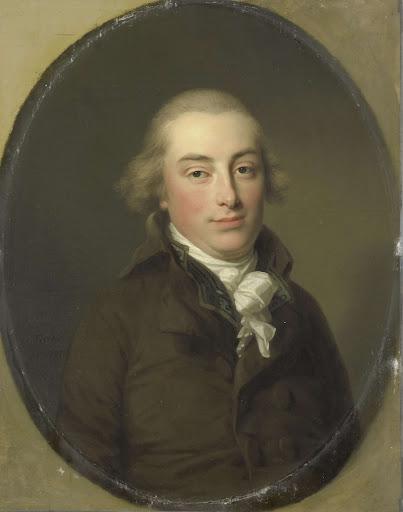 サロモン・レンドルフの肖像画、アムステルダムのビールの醸造者