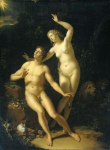 アダムとイヴのことは、神のみぞ知る