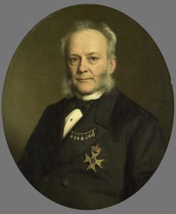 オランダ領東インド諸島の総督、ピーテル・ミアー