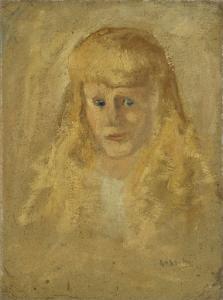 画家の妹、マリー・アン・ヘンリエッタ・ブライトナー(旧姓、1882年6月14日生まれ)