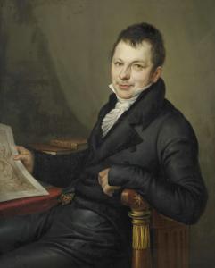 アートコレクター、ヨハネス・ヘルマヌス・モルケンボエル(1773-1834)