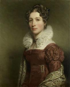 ピーテル・マイヤー・ワルナルスの妻、アムステルダムの本屋、ヤコバ・フェッテル(1796-1830)