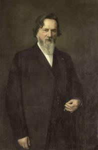生理学者、眼科医、フランシスカス・ドンデルス教授(1818-89)