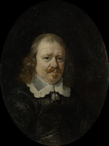 ネーデルホルスト卿、ミュンスター平和会議(1646-48)でのユトレヒト州代表、ゴダール・ヴァン・レーデ(1588-1648)