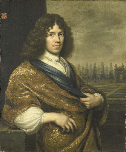 ゼーラントの裁判所代理人、フランコイス・ライデッカー(1650-1718)