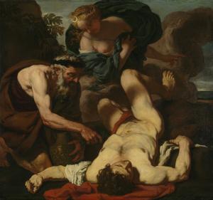 セレーネとエンディミオン(以前の題名は「オリオンの死」)