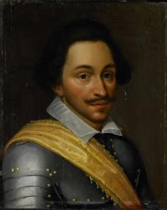 ナッサウの伯爵、フィリップの肖像