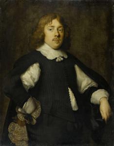 ジョン・ピータース・レアール(1625-59)の肖像