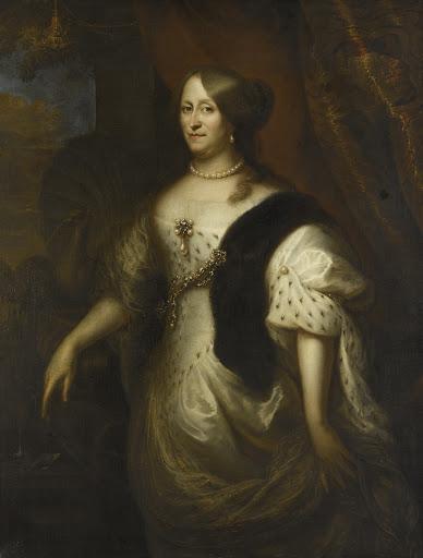 マーテン・ハーパーツ・トロンプの妻、コーネリア・テディング・ヴァン・バークホート(1614-80)