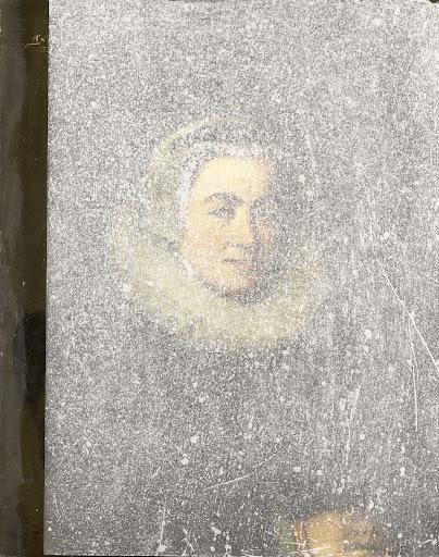 ガルテロ・デル・プラドの妻、ルクレシア・ペリコルネ(1550-1635)