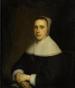 エリザベス・ヴァーヴォーン(1617-73)の肖像