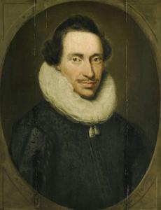 フィリッペ・ル・ミールの肖像