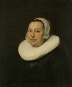 サミュエル・ヴァン・ランスベルゲンの妻、マリア・ピータースドル・デ・リースト(1652没)