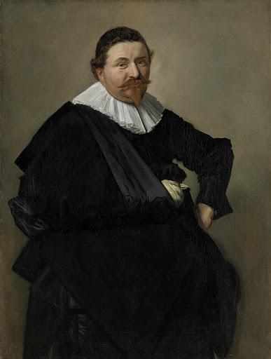 ルーカス・デ・クレルクの肖像