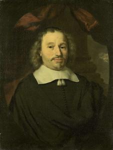 ヘンドリック・ウィナンズ(1601/02-1676)の肖像