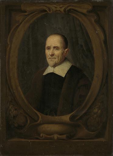 数学者、ゼーランドの会計士、コーネリス・フランス・エヴァースディーク(1586-1666)