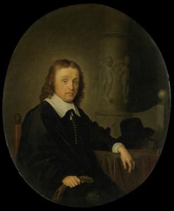 ヨハン・ウィタール・ヴァン・デル・アー(1604-1670)