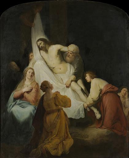 十字架からの降下