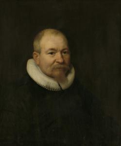 ロッテルダムの再任司祭、サミュエル・ヴァン・ランスベルゲン(1669没)