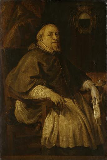ラッセンゲム男爵、トゥルネー司教(1647-66)、フランソワ・ヴィラン・デ・ガンド