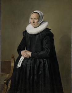 フェインチェ・ヴァン・スティーンキステの肖像