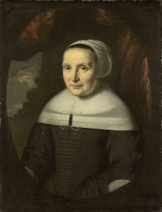 アルチェ・デニス(1598/99生)の肖像