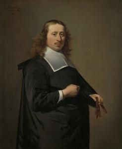 アルクマールとアムステルダム市長、ウィレム・ヤコブス・バート(1636-84)