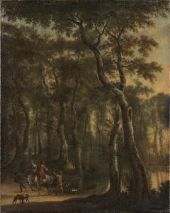 森の中の狩人たち