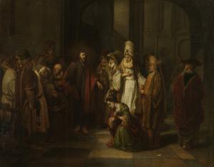 キリストと姦淫の女