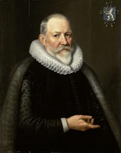 ハーレム市長、マーテン・リュイシャヴァーの肖像